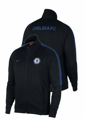 Chelsea Fc Nike Giacca Pre gara pre match jacket Nero Franchise Authentic 2018