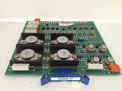 electronic board Engel AUSG 77