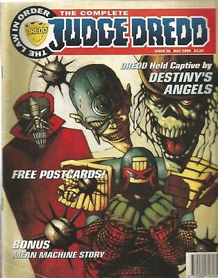 The Complete Judge Dredd #28 May 1994