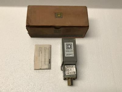 Square D CL: 9012 TY: GNG-5 Pressure Switch RNG:-3-150 PSIG *Free Shipping* UU