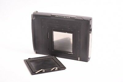 Polaroid back for Hasselblad. With cap. Good condition. Signs of used