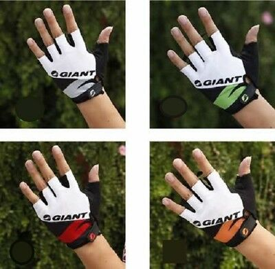 Giant Cycling Half Finger gloves