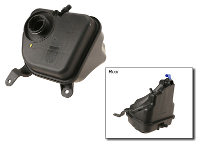 HD-Engine coolant Expansion/Overflow Tank For 135i 335i 335i XDrive 3.0L-Base