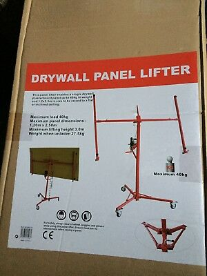 Plaster Board - Drywall Panel Lifter (New/boxed)
