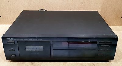 Yamaha KX-580 Natural Sound Stereo Cassette Tape Deck, Hifi Separate
