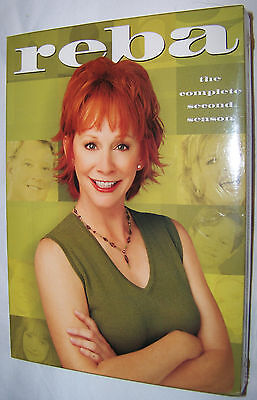 REBA: THE COMPLETE SECOND SEASON 3-Disc DVD SET BRAND NEW SEALED 2nd Two 2