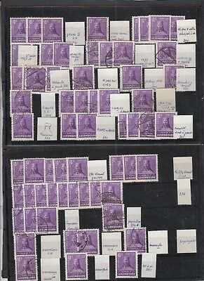 Jan949 LUXEMBOURG Caritas 1935 High Quality CANCELLED stamps