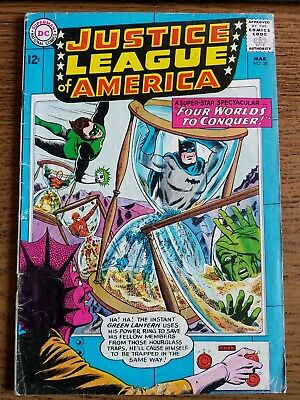 Justice League of America #26 (Mar 1964, DC)