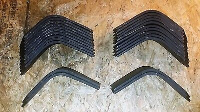 24 Tines for Rhino ST40 & ST47 Tillers 00762262 and 00762266 12 of each side