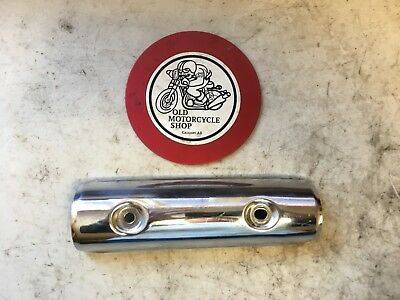1979 Honda Cb650 Exhaust Pipe Joint Cover Oem 18346-426-000