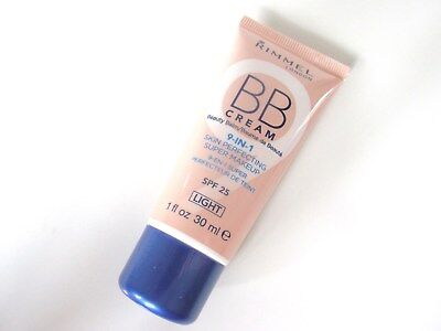 Rimmel Skin Perfecting 9-In-1 BB Cream SPF 25 30ml - New