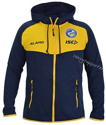 Parramatta Eels 2018 NRL Tactical Hoody Mens and Ladies Sizes BNWT