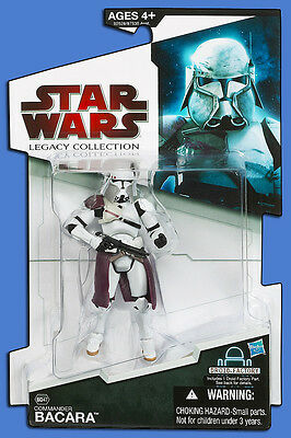 STAR WARS - The Legacy Collection RED - BD47: Commander Bacara