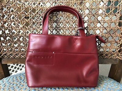 Buy It Now or Best Offer! NEW and Unused Leather RADLEY Handbag
