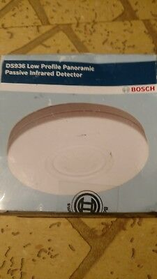 Brand New  Bosch DS936 Low Profile Panoramic Passive Infrared Detector