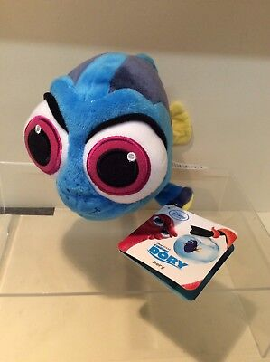 Finding Dory Disney Store Plush Beanie New Tags Dory