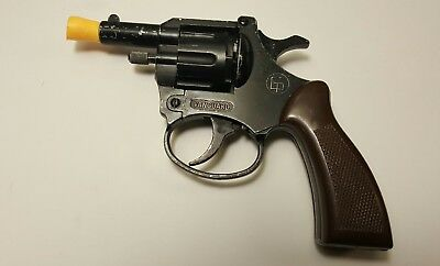 Vintage Mondial Starter Pistol Model 1966 .22 Caliber Brevettata Made In Italy