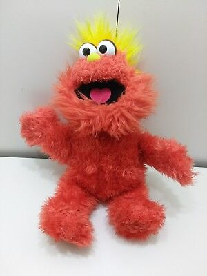 """Sesame Street Place  16"""" MURRAY Huge Red Monster Plush Toy DollRARE"""