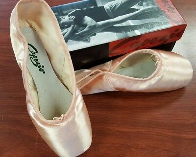 New Capezio 198 Tendu I Pointe Shoe sizes 5.5-10