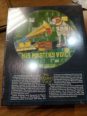 HIS MASTER'S VOICE RCA Victor Jigsaw  Puzzle  New Sealed Box