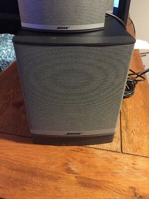 Bose Companion 5: Multimedia/PC Computer-Laptop Speakers And Sub Only