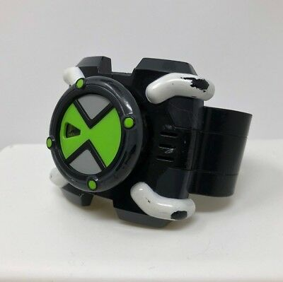 Ben 10 Ten Omnitrix FX 2006 Watch Lights W/ Battery Bandai