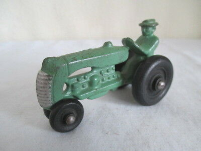 Old Cast Iron FARM TRACTOR *Vintage Toy