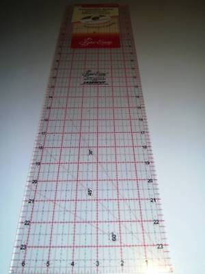 Sew Easy Quilting - Quilt Ruler 24 Inch X 6.5 Inch