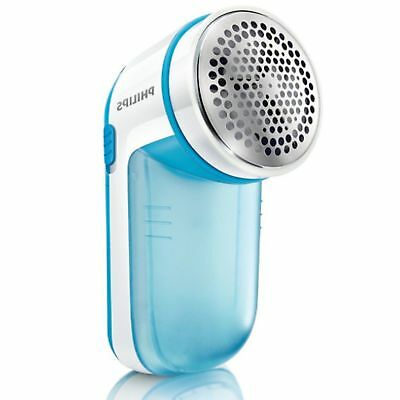 Philips Lint Pill Remover Battery Operated Fabric Shaver Remove Fabric GC026