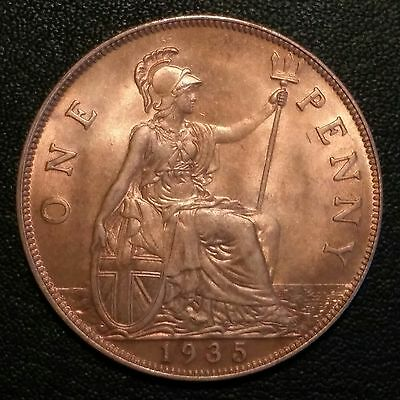 Great Britain 1935 Penny - George V