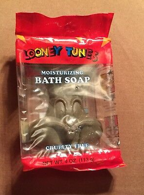 New In Package Looney Tunes Bugs Bunny Soap From 1993