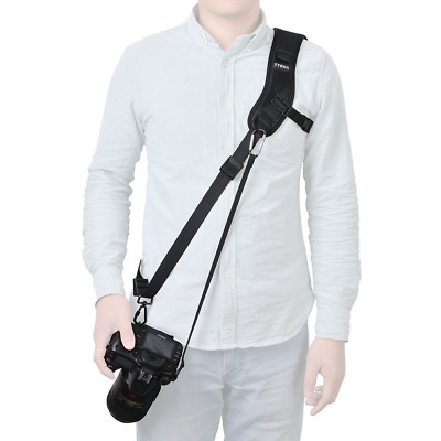 Tycka Camera Shoulder Neck Strap, Top-level protection to Camera, good for weddi