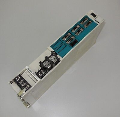Mitsubishi MDS-C1-V1-10 Servo drive unit (cover missing)