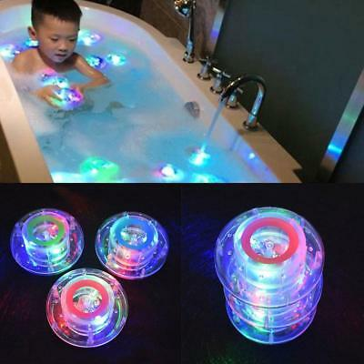 Party In The Tub Toy Bath Water Led Light Kids Waterproof Children Funny Toy