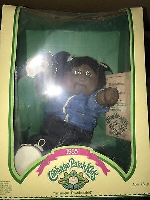 Vintage Cabbage Patch Kid New In Box