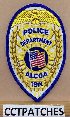 Alcoa, Tennessee Police Shoulder Patch Tn