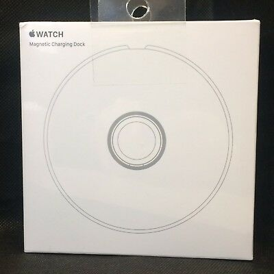 NEW  Apple Watch Magnetic Charging Dock White MLDW2AM/A