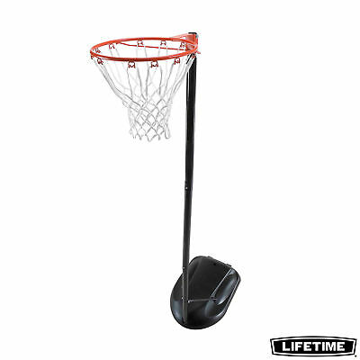 Lifetime Portable Netball Play System - Model 1111 Adjustable Height NEW