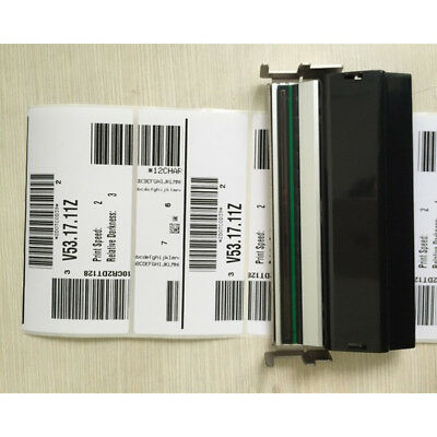 New Printhead for Zebra S4M Thermal Label Printer G41400M 203dpi Compatible