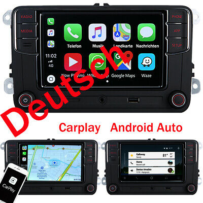 6 5 vw autoradio carplay rcd330 rcd510 composition touch bluetooth usb rfk eur 199 99. Black Bedroom Furniture Sets. Home Design Ideas