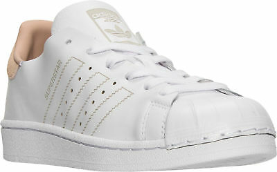 553b9807e66577 Adidas Superstar Decon Leather Low Sneakers Women Shoes White By8703 Size 9  New