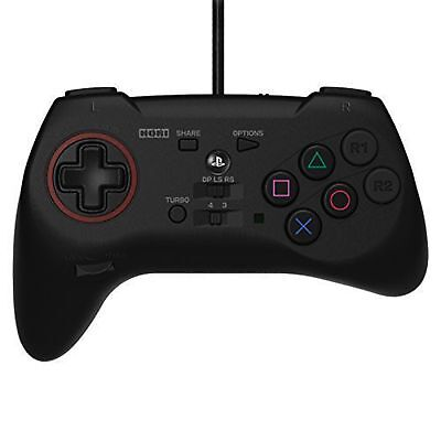 Hori Fighting Commander Pro Gamepad Controller for Sony Playstation PS4 PS3 PC