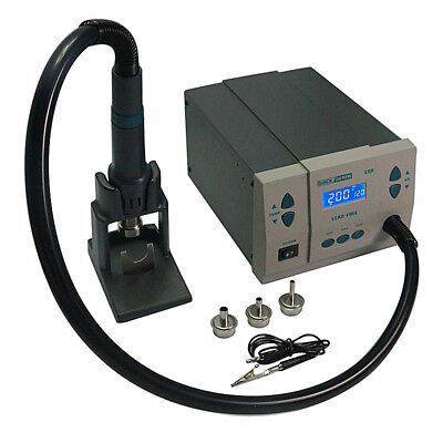 QUICK 861DW Quick Soldering 861DW 1,000W Digital Rework Station 110V/220V