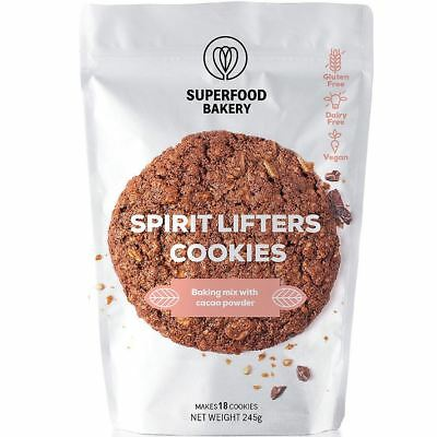 Superfood Bakery | Spirit Lifters Cookie Mix 245g
