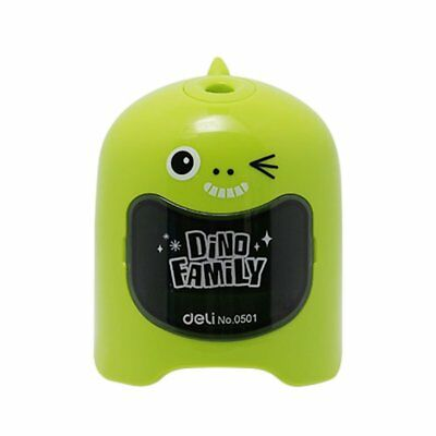 Naimo Cute Dinosaur Design Electric Pencil Sharpener For Home Office or School