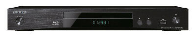 Onkyo BD-SP353 Blu-ray Disc-Player schwarz (UVP: 249,00 €)