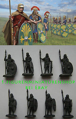 1:72 FIGUREN M124 Roman Auxiliaries Ranks - STRELETS