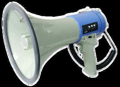 LTC 60 W Megaphone with Siren and USB/SD-Slot mega60usb
