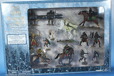 PLAYALONG AOME Herr der Ringe  Deluxe warrior collection im OK