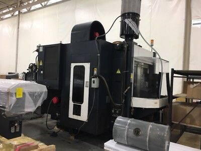 Makino A55 1996 includes 2 pallets and tombstones